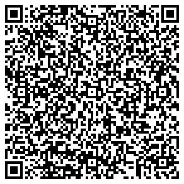 QR-код с контактной информацией организации ПАО Киевский завод Гранит