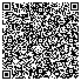 QR-код с контактной информацией организации Сетка блеск, ООО