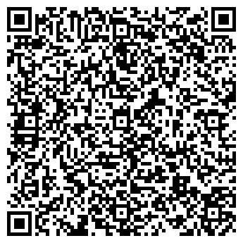 QR-код с контактной информацией организации Романский Стиль, ООО