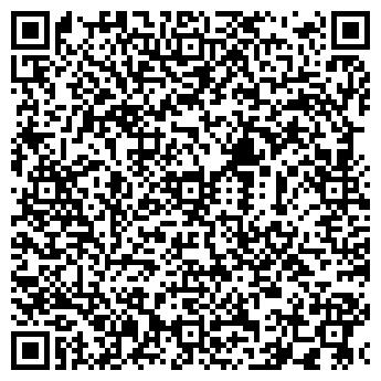 QR-код с контактной информацией организации АзияМебель, ТОО