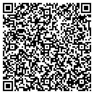 QR-код с контактной информацией организации Надин, ИП