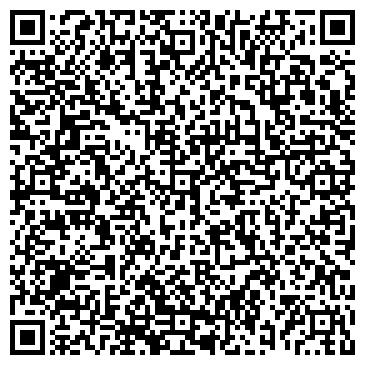 QR-код с контактной информацией организации Двери гармошки, ИП