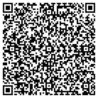 QR-код с контактной информацией организации Двери Империя, ИП