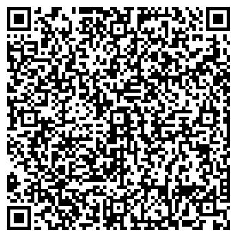 QR-код с контактной информацией организации АЛЬЯНС ПРИНТ