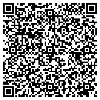 QR-код с контактной информацией организации ГУСАР ДИ