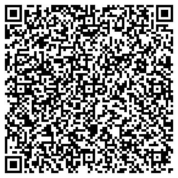 QR-код с контактной информацией организации Забор Deluxe (Делюкс), ИП