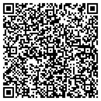 QR-код с контактной информацией организации okri