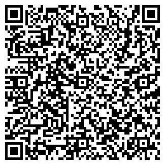 QR-код с контактной информацией организации ИП Утелбаев