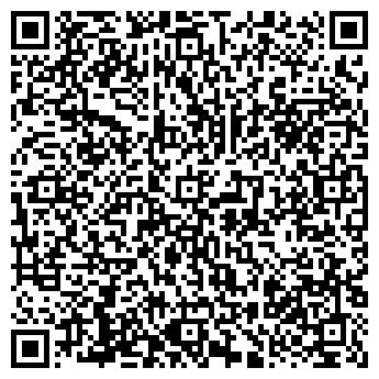 QR-код с контактной информацией организации ГеосгазГрупп, ООО
