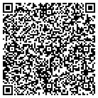 QR-код с контактной информацией организации Вокны, ООО