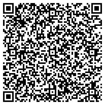 QR-код с контактной информацией организации Максимов, ИП