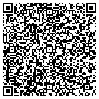 QR-код с контактной информацией организации Фламенко, ЧПУП