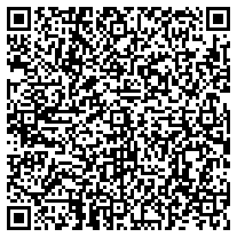 QR-код с контактной информацией организации Дверной двор