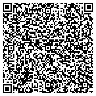 """QR-код с контактной информацией организации салон магазин от ТМ """"Визаж"""""""