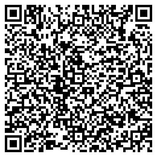 QR-код с контактной информацией организации Fitnessplus