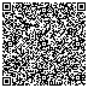 QR-код с контактной информацией организации Салон окон и дверей Блиц, ЧП