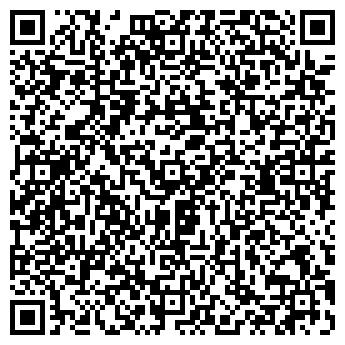 QR-код с контактной информацией организации Евроокна, ООО