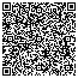 QR-код с контактной информацией организации 100 Окон, ЧП