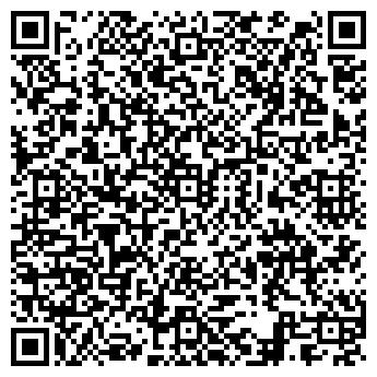QR-код с контактной информацией организации BuilInvestPlus, ООО