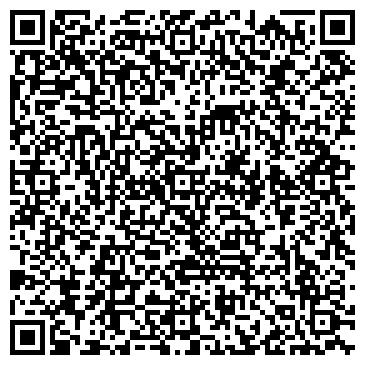QR-код с контактной информацией организации Кафель, торговая компания, ИП