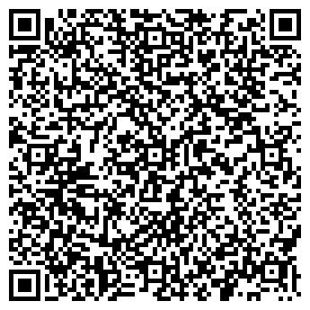 QR-код с контактной информацией организации Салон жалюзи, ИП