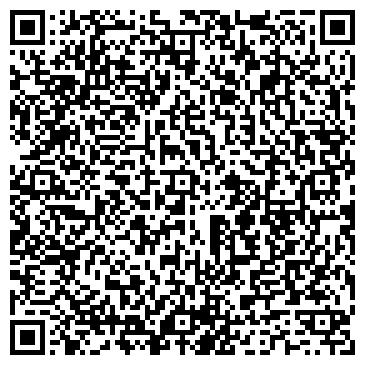 QR-код с контактной информацией организации Субъект предпринимательской деятельности Салон-магазин OSTIA