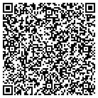 QR-код с контактной информацией организации Окна Марсель