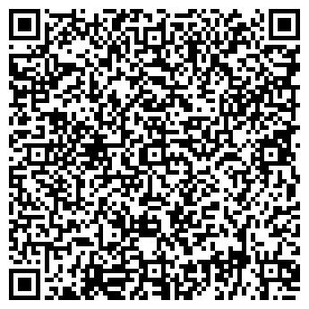QR-код с контактной информацией организации МАРКЕТ ГРАД