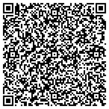 QR-код с контактной информацией организации Русский клуб, ЧП