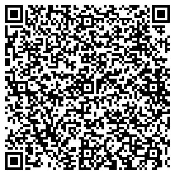 QR-код с контактной информацией организации Квадратура, ЧУП