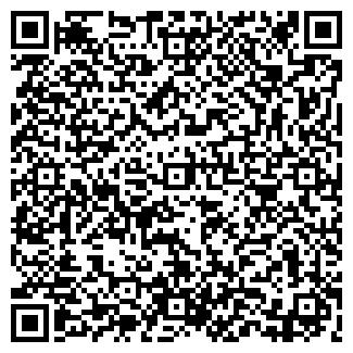 QR-код с контактной информацией организации Двери, ЧП