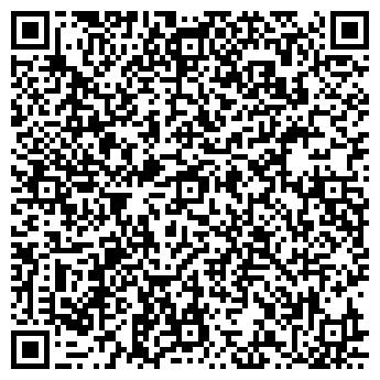 QR-код с контактной информацией организации ПАТРИ ЛЭНД