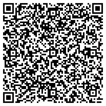 QR-код с контактной информацией организации Виста, ЧП