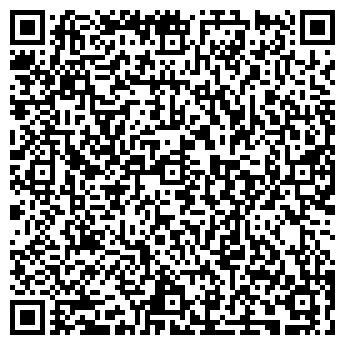 QR-код с контактной информацией организации Проект,ЧП