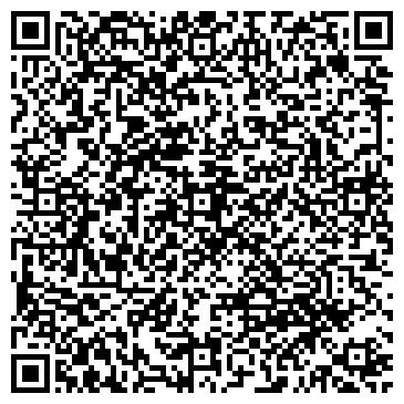 QR-код с контактной информацией организации Будпром, ЧП