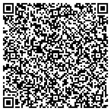 QR-код с контактной информацией организации Клиентская служба района Даниловский