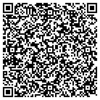 QR-код с контактной информацией организации Хутро, ЧП