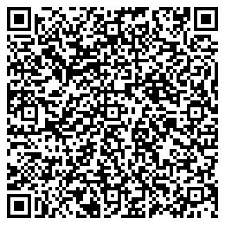 QR-код с контактной информацией организации ООО РОКОД