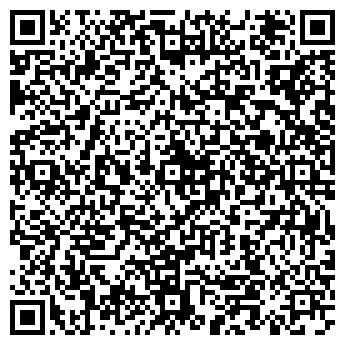 QR-код с контактной информацией организации Тентодекор, ЧП