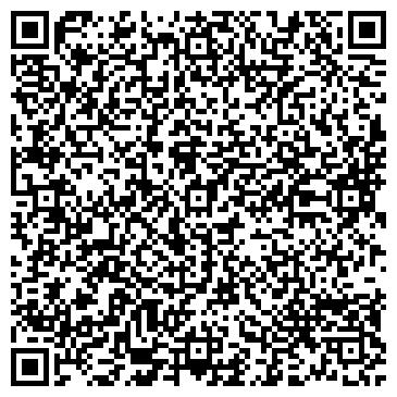QR-код с контактной информацией организации БК Авалон, ООО