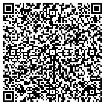 QR-код с контактной информацией организации TOP & K, ТОО