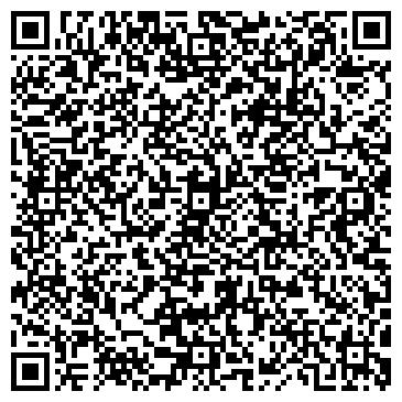 QR-код с контактной информацией организации ALMATY CONSTRUCTIONS, ТОО