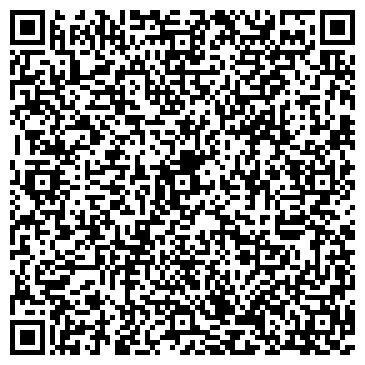 QR-код с контактной информацией организации Частное предприятие Галерея-магазин «Моя Хата»
