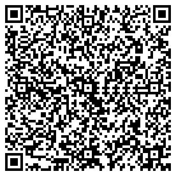 QR-код с контактной информацией организации Все на пол