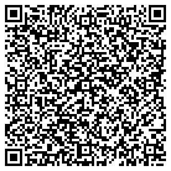 QR-код с контактной информацией организации ЛЕСНОЙ ФОРТ КЛУБ