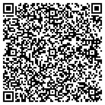 QR-код с контактной информацией организации ТОО AkROS PRO