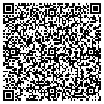 QR-код с контактной информацией организации ООО «омегар»