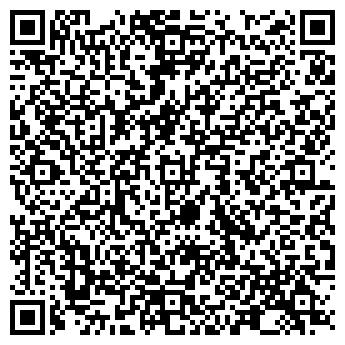 QR-код с контактной информацией организации чп. Удача