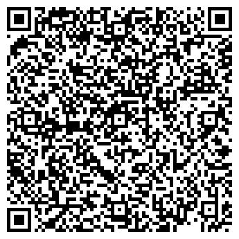 QR-код с контактной информацией организации ООО Славутич