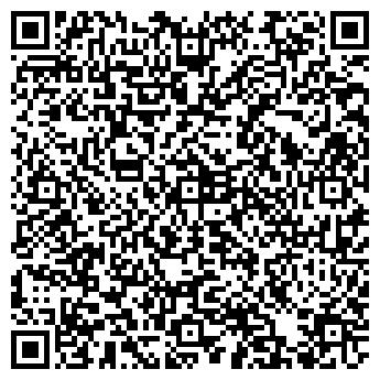 QR-код с контактной информацией организации ООО Метрополис